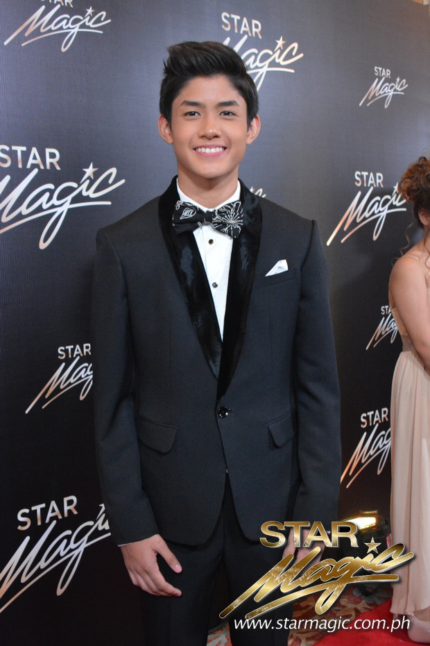 12 Grae Fernandez on Star Magic Ball 2015.jpg