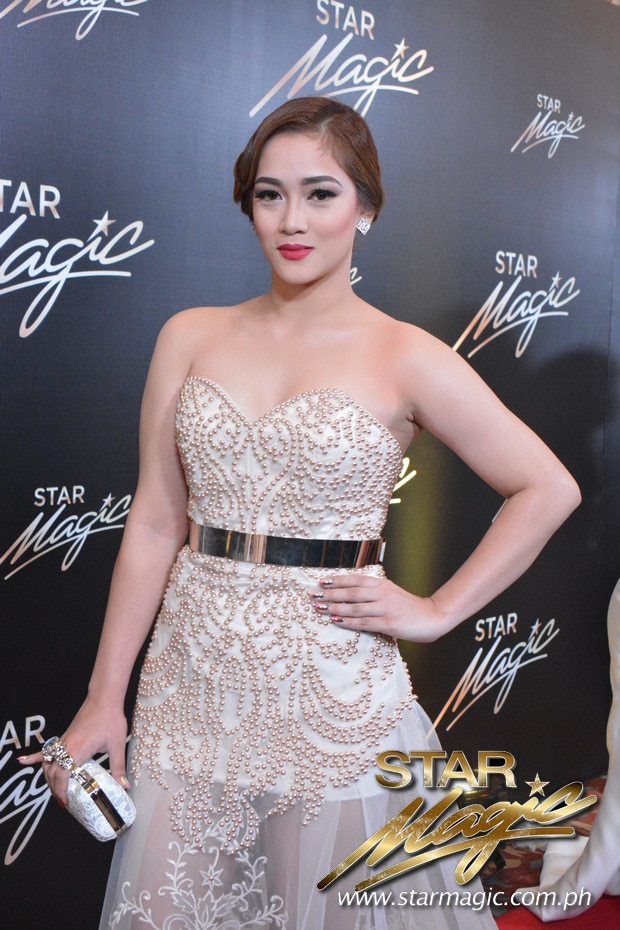 20 Pamu Pamorada on Star Magic Ball 2015.jpg