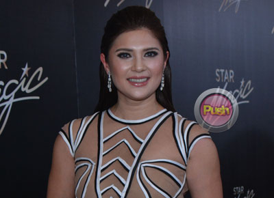 Vina Morales says she is happily in a relationship now with a French man