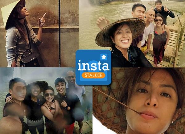 Instastalker: Gretchen Ho goes backpacking in Vietnam