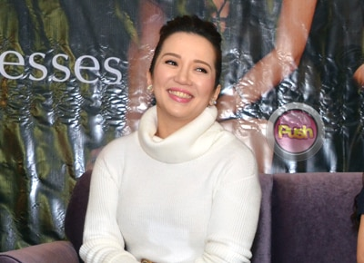 Kris Aquino regrets confronting the 'other woman'