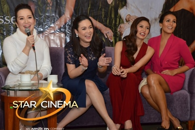 WATCH: Etiquette for Mistresses Presscon Highlights