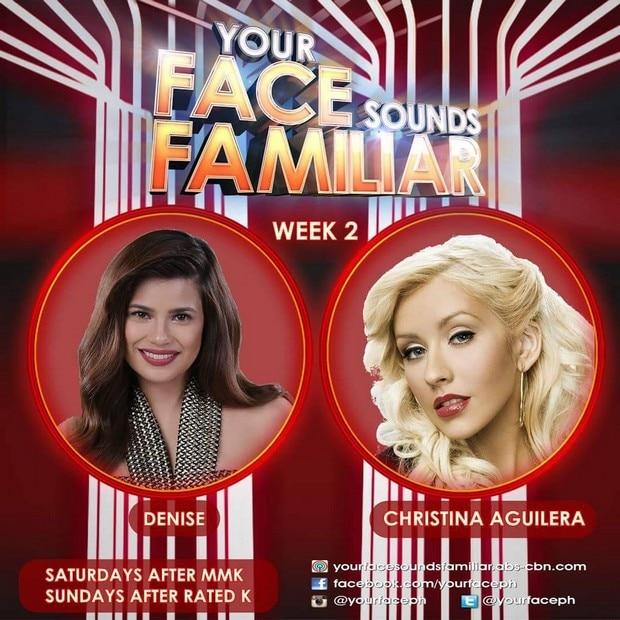 Abangan ang total transformation ng 8 celebrity performers sa week 2 ng sa Your Face Sounds Familiar