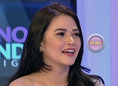 Bela Padilla plays Coco Martin's wife in 'FPJ's Ang Probinsiyano'