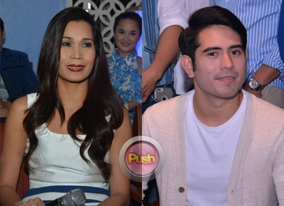 Pokwang and Gerald Anderson speak up on recent 'battles'