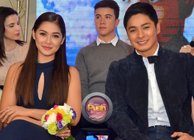 Is Coco Martin now courting Maja Salvador?
