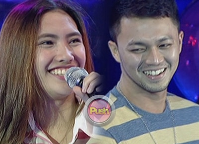 Pastillas Girl touched by Richard Parojinog's closeness to his mom