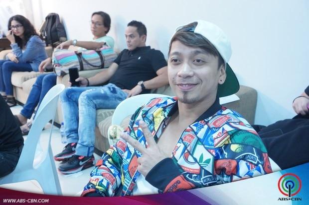 34 Its Showtime Kapamilya Day Recording and Rehearsals Jhong Hilario.jpg