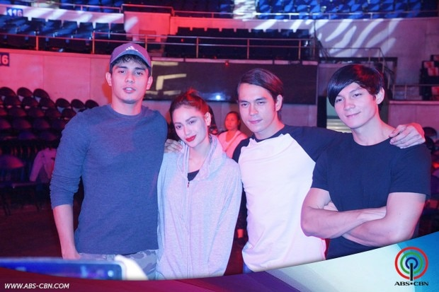 50 Its Showtime Kapamilya Day Recording and Rehearsals Pasion De Amor.jpg
