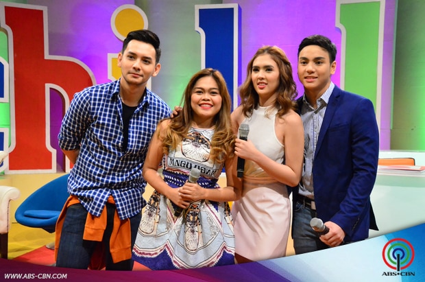 CAPTURED ON CAM: Masayang online bonding sa ASAP Chill Out