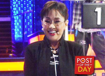 "Gov. Vilma Santos-Recto declared ""The Queen of the Province"""