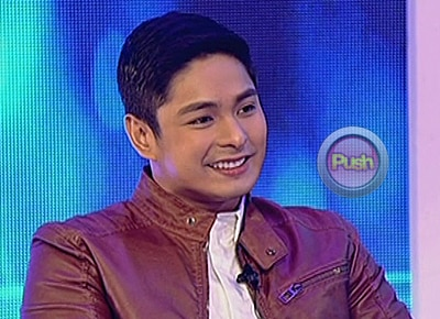 Coco Martin says the sexiest part of the body is his tongue