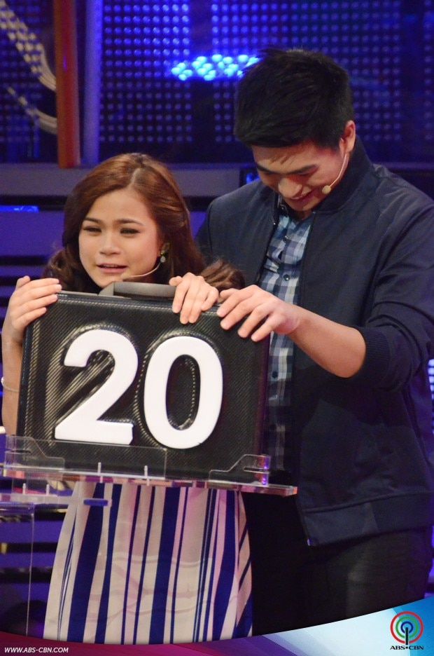 19 Kapamilya Deal or No Deal Maris Racal and Manolo Pedrosa.jpg