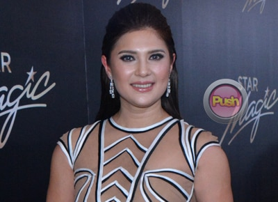 Is Vina Morales open to doing a kontrabida role?