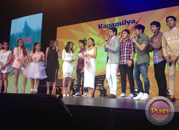 Pangako Sa 'Yo holds successful thanksgiving day