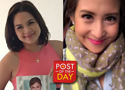 Jolina Magdangal spends quality time with Judy Ann Santos
