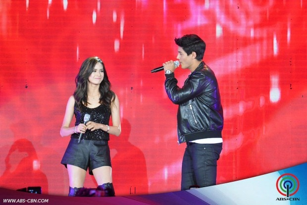PHOTOS: Be My Lady's DanRich in all out kilig prod on ASAP20