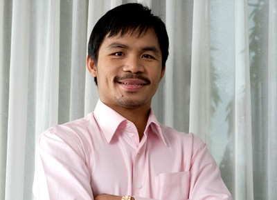 Manny Pacquiao will run for the Senate