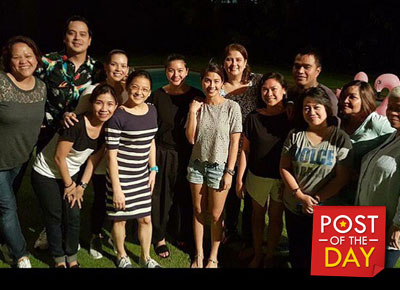 'Tabing Ilog' cast reunited once again