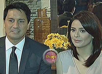 Richard Gomez and Dawn Zulueta share advice for young love teams