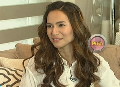 Jennylyn Mercado admits trophy on her shelf belongs to ex Luis Manzano