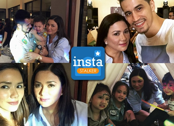 Instastalker: Kristine Hermosa and Oyo Sotto's son Kaleb turns one year old!