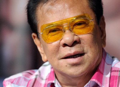 Chavit Singson disapproves of Manny Pacquiao's decision to run for Senator