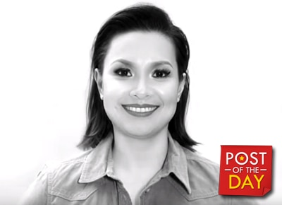 What is Lea Salonga's favorite song of all time?