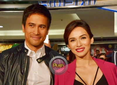 Sam Milby and Jennylyn Mercado reveal characteristics of politicians they would support