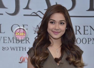 Will Maja Salvador invite Kim Chiu and Gerald Anderson to her concert?