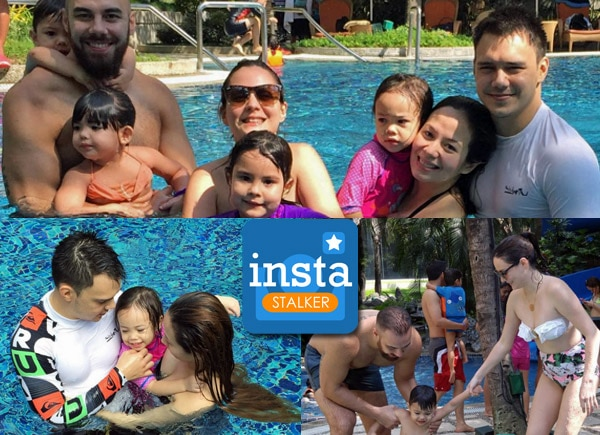 Instastalker: Team Kramer and Team Garcia's weekend staycation