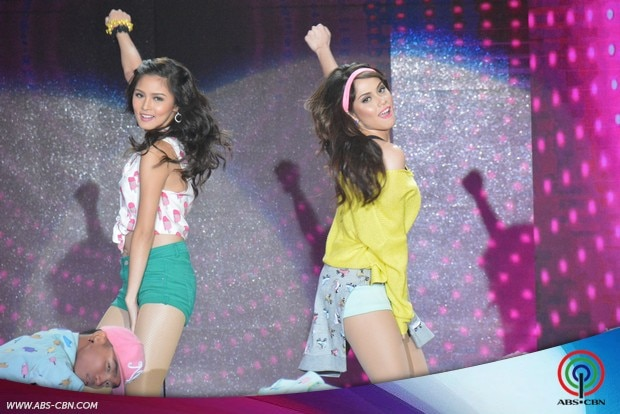 PHOTOS: Supah all out hatawan with ASAP Supahdance squad and Melai