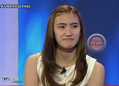 Ms. Pastillas Angel Yap denies choosing Richard Parojinog because he is rich