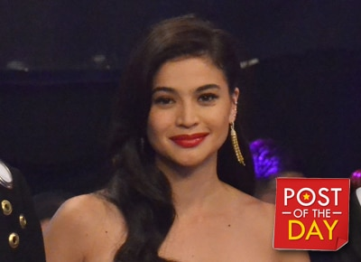 Anne Curtis finishes her first 21K run for a cause