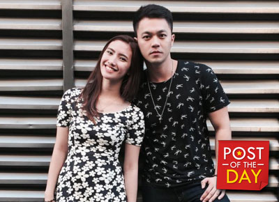 Mr. and Ms. Pastillas join 'Heroes for Children Run'