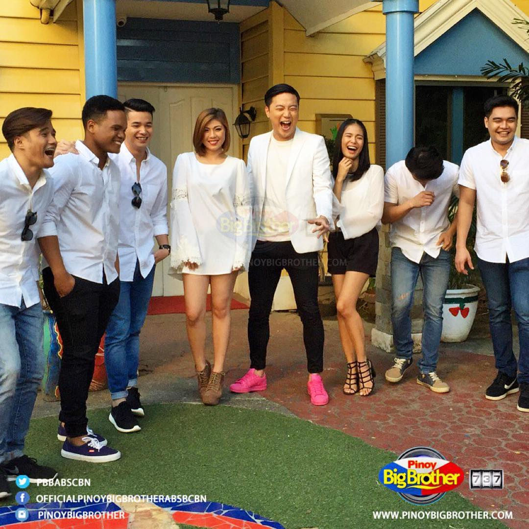 LOOK: Pinoy Big Brother former housemates nagsama-samang muli #PBB10years