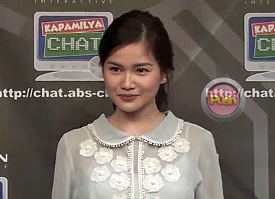 EXCLUSIVE: Elisse Joson clarifies rumors about her being linked to James Reid