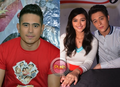 Gerald Anderson on working with LizQuen: 'Mababait yung mga fans nila'