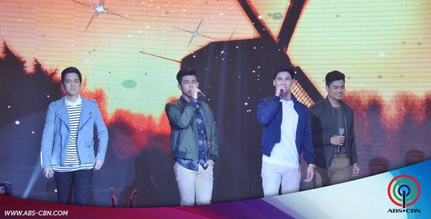 PHOTOS: Kilig treats ng mga bagong crush ng bayan - Joshua, Albie, Anjo, Marco and Inigo