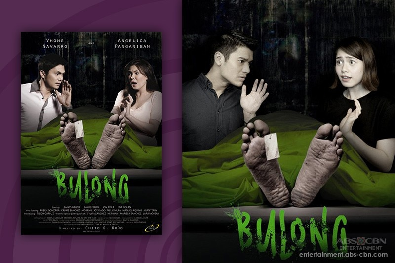 LOOK: Jessy and JC's version of Star Cinema's scary movie posters