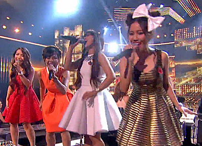 4th Impact 'safe' and moves on to next X Factor UK live show