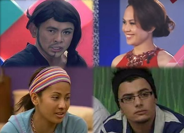 Throwback: Pinoy Big Brother's Big 4 through the years