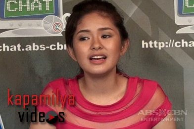 "Loisa Andallo sings Sarah G's ""Kilometro"" on Kapamilya Chat"