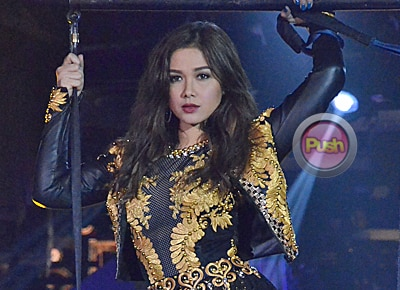 Maja Salvador drops textmate to focus on 'Majasty'