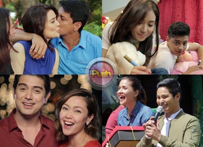 "Stars give thanks to the inspiring Kapamilyas in ABS-CBN's ""Thank You for the Love"" Station ID"