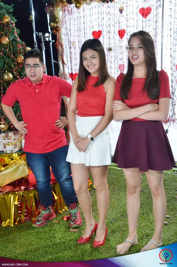 PHOTOS: #ThankYouForTheLove from Luv U Barkada
