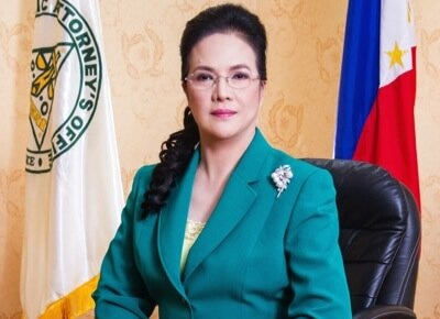 Atty. Persida Acosta of PAO tries her luck in acting