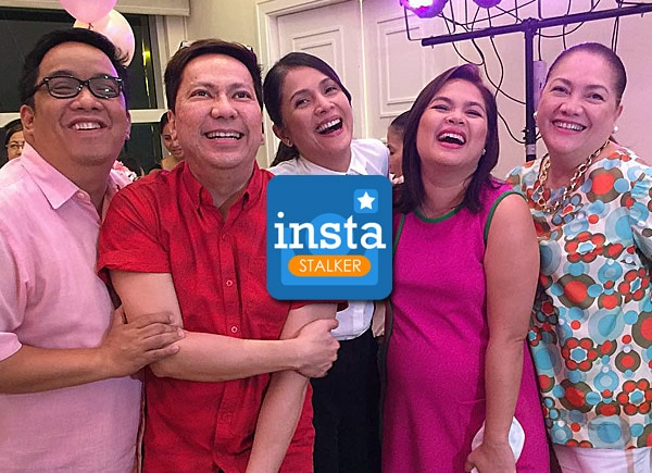 A special baby shower for Judy Ann Santos