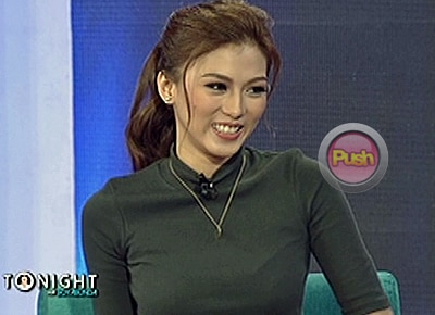 Alex Gonzaga is exclusively dating a non-showbiz guy