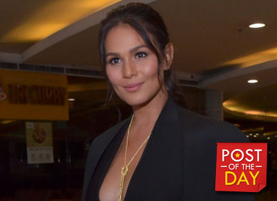 Iza Calzado misses her mom